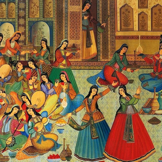 پیچ موسیقی ایرانی