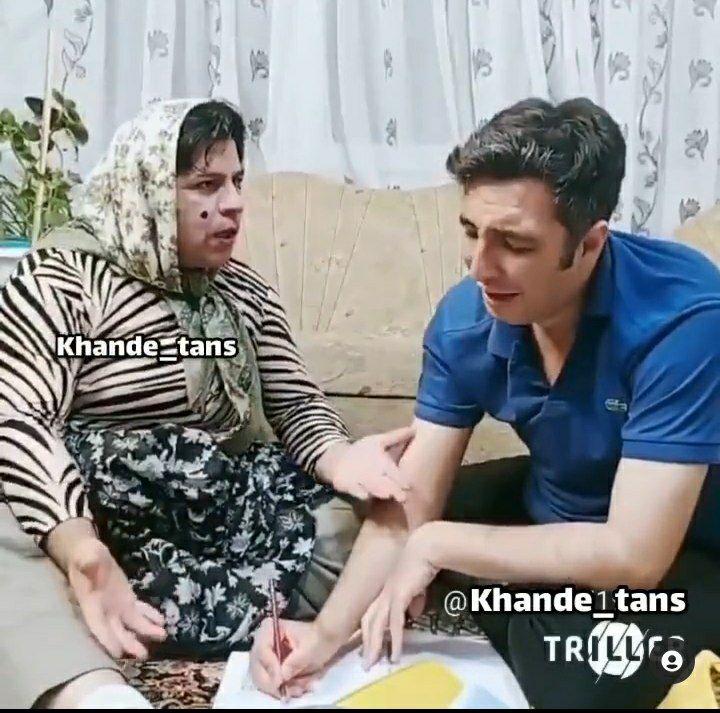 پیچ khande_tans